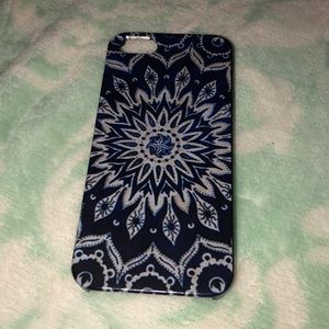 Accessories - iPhone 5S mandala phone case